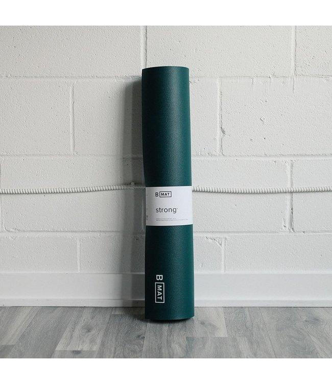 B Yoga Yoga Mat Strong -  Ocean Green 6 mm