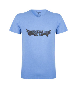 Renegade Guru Yoga Shirt Moksha - Blue Space
