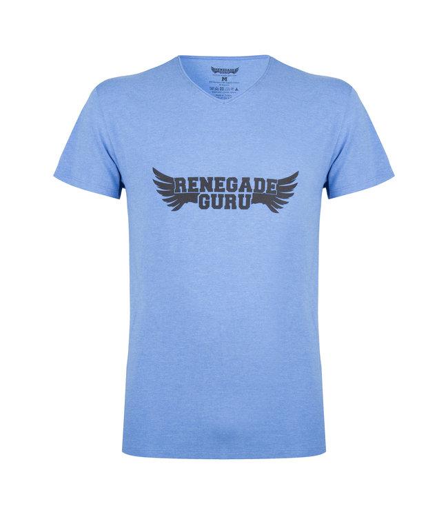 Renegade Guru Yoga Shirt Moksha - Blue Space