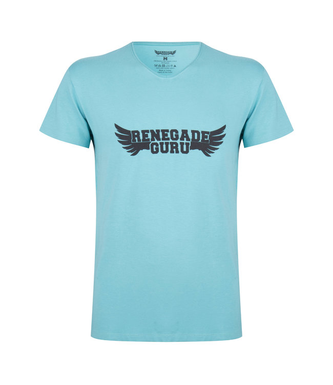 Renegade Guru Yoga Shirt Moksha - Sea Green