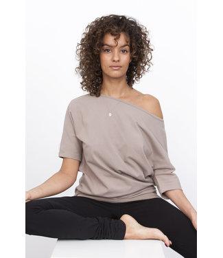 Urban Goddess Yoga Tunic Bhav - Earth - Alleen Maat XXL