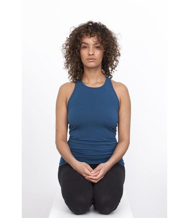 Urban Goddess Yoga Top Prana - Blue Universe