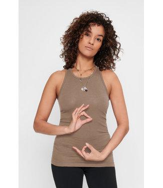 Urban Goddess Yoga Top Prana - Earth