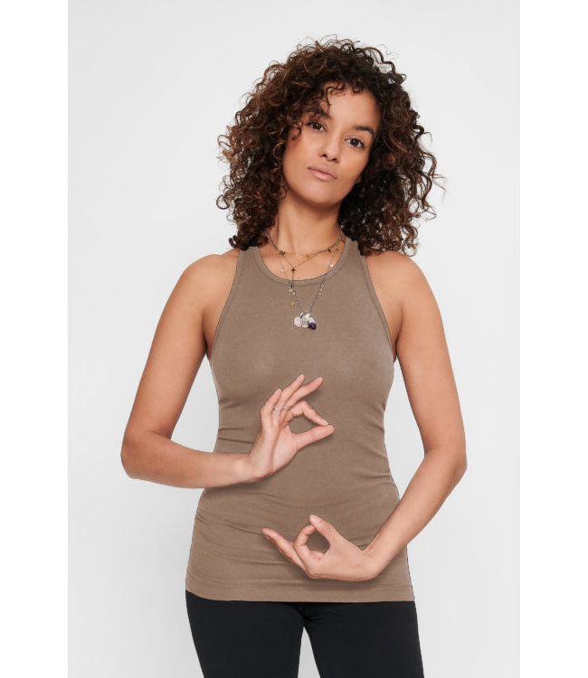 Urban Goddess Yoga Top Prana - Earth