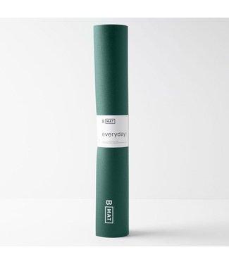 B Yoga Yoga Mat Everyday - Jasper Green 4 mm
