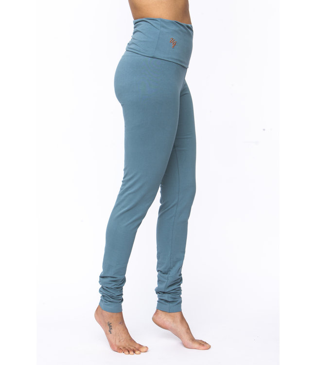 Urban Goddess Yoga Legging Shaktified - Bali Blue