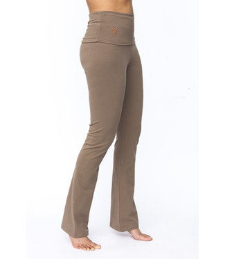 Urban Goddess Yoga Broek Pranafied - Inca Cacao