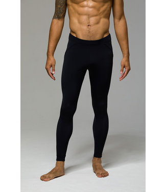Onzie Mens Long Legging - Charcoal