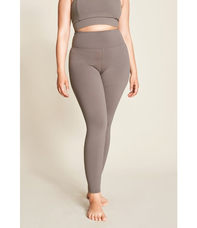 Rohnisch Legging Nora Lasting High Waist - Wood