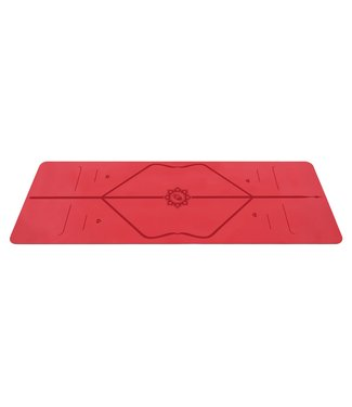 Liforme Love Yoga Mat - Red 4.2 mm