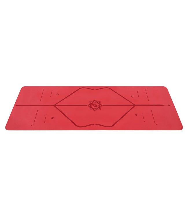 Liforme Love Yoga Mat - Red 4.2 mm