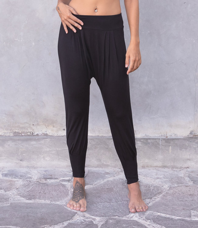 Jaya Yoga Pants Jaipur - Black