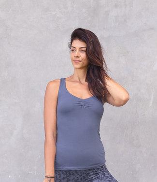 Jaya Top Nouri - Blue/Grey