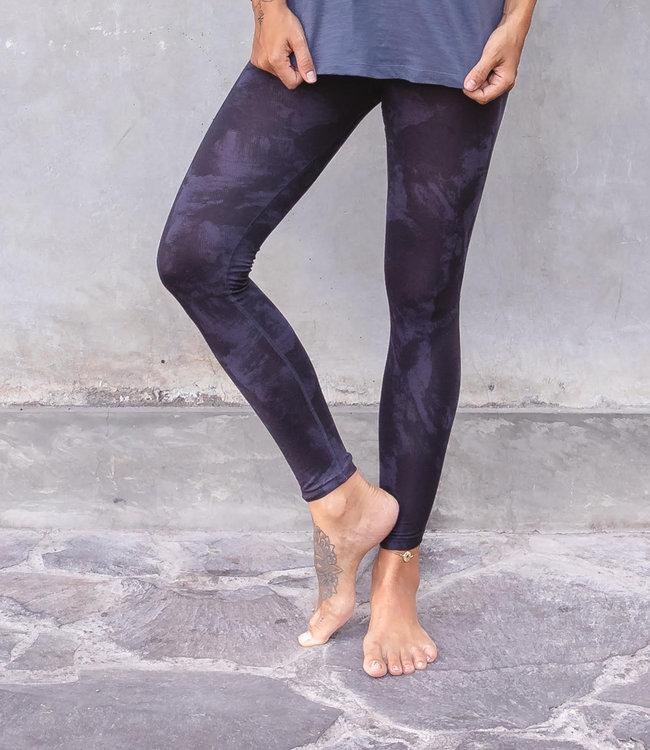 Jaya Legging Jenny - Night Blue Graffiti