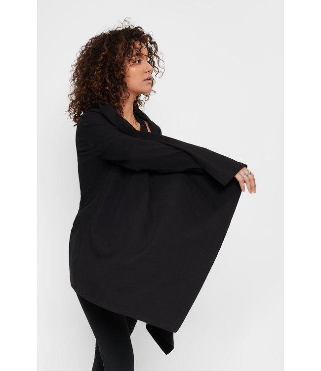 Urban Goddess Yoga Vest Wrap me Up - Urban Black