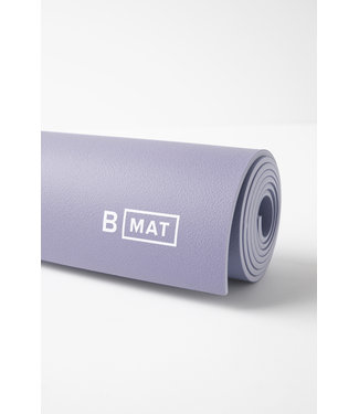 B Yoga Yoga Mat Strong - Lavender 6 mm