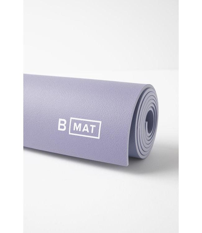 B Yoga Yoga Mat Strong - Lavender 6 mm