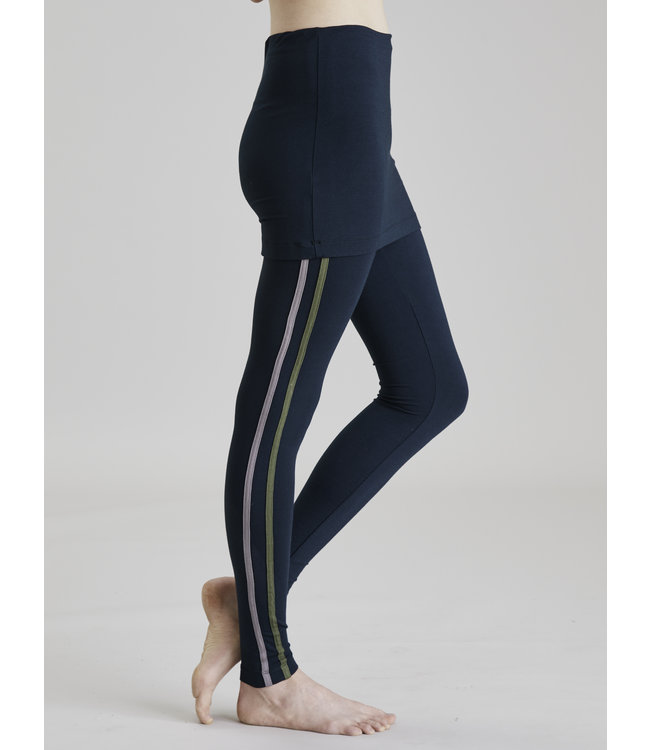 Asquith Smooth You Leggings - Forest