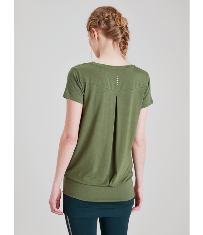 Asquith Yoga Shirt Smooth You - Fern