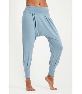 Jaya Yoga Pants Jaipur - Washed Demin