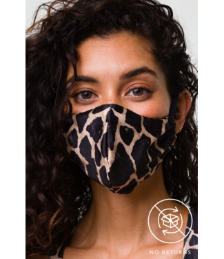 Onzie Mindful Mask - Kiku/Giraffe