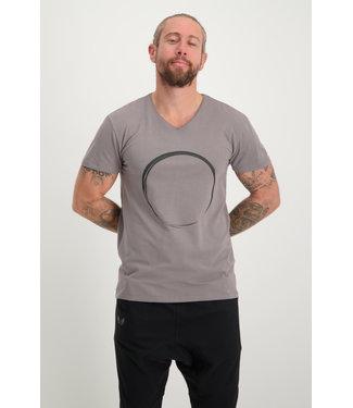 Renegade Guru T-shirt Moksha Zen Tee - Volcanic Glass