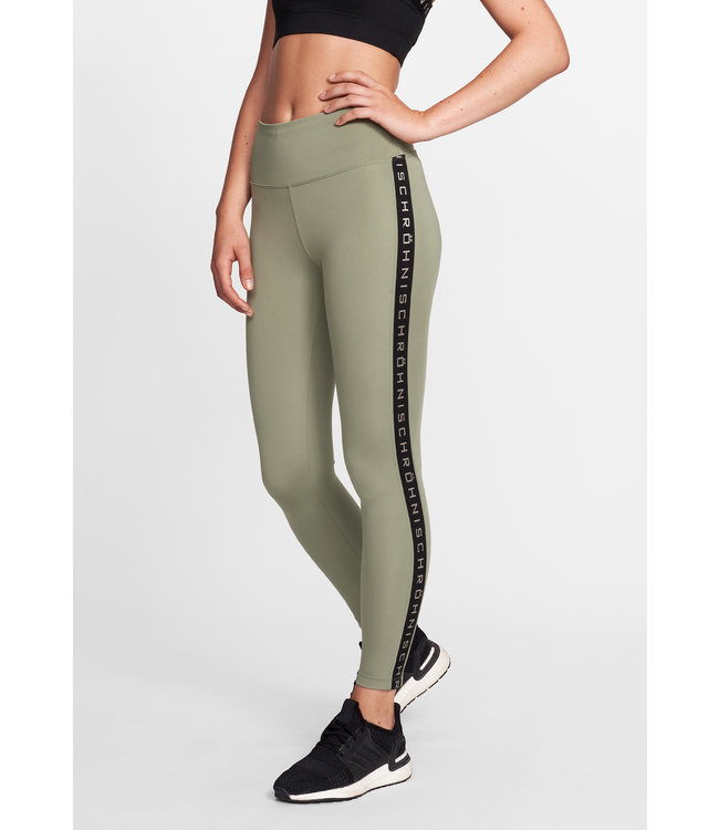 Rohnisch Legging Kay High Waist - Vetiver Green