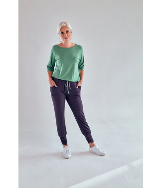 Asquith Yoga Shirt Embrace - Sage