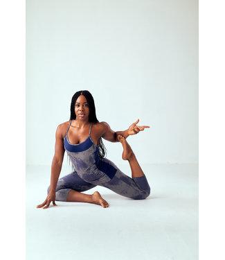 Asquith Yoga Legging Karma Capri - Shadow