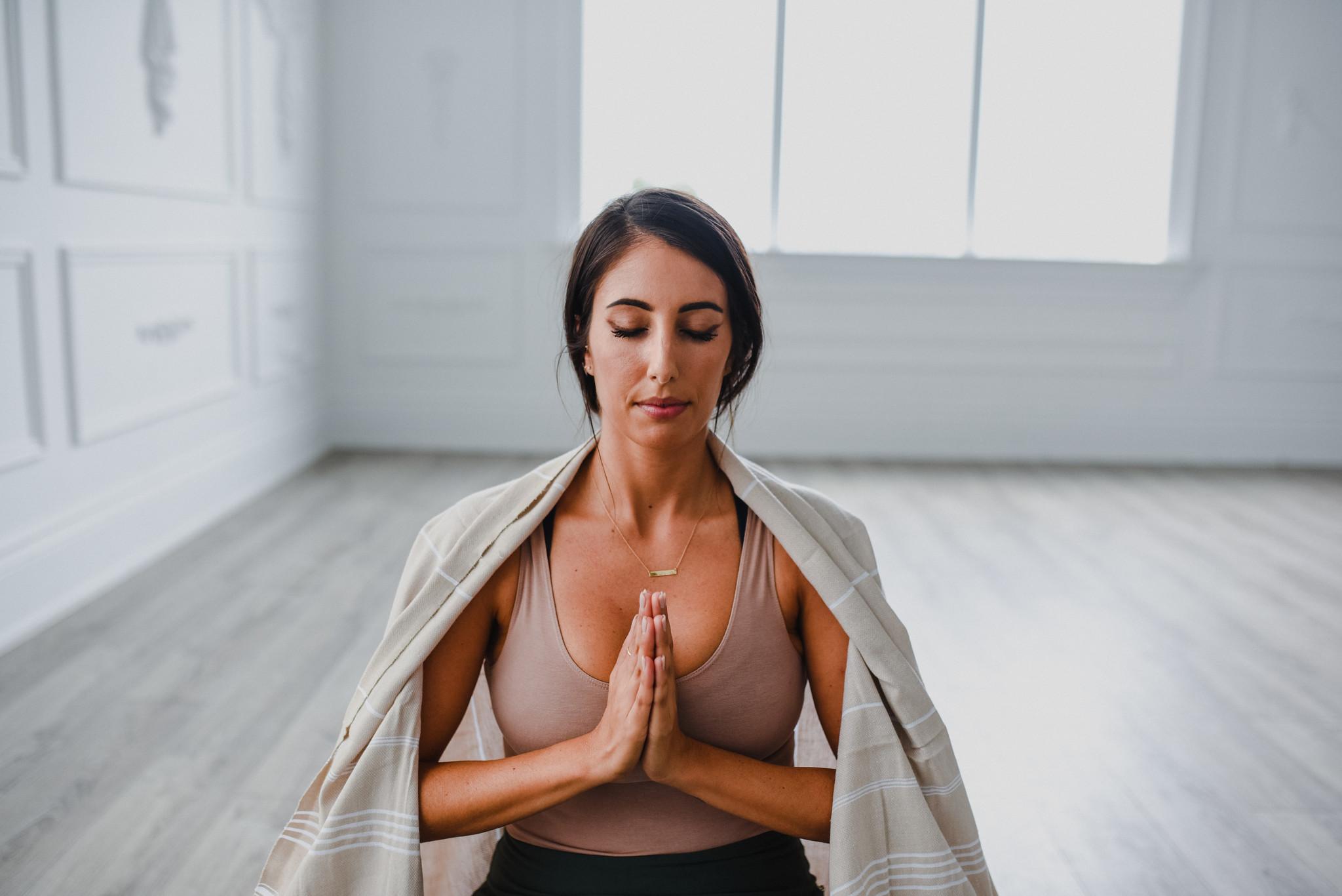 Namaste - Yogakledingonline blog