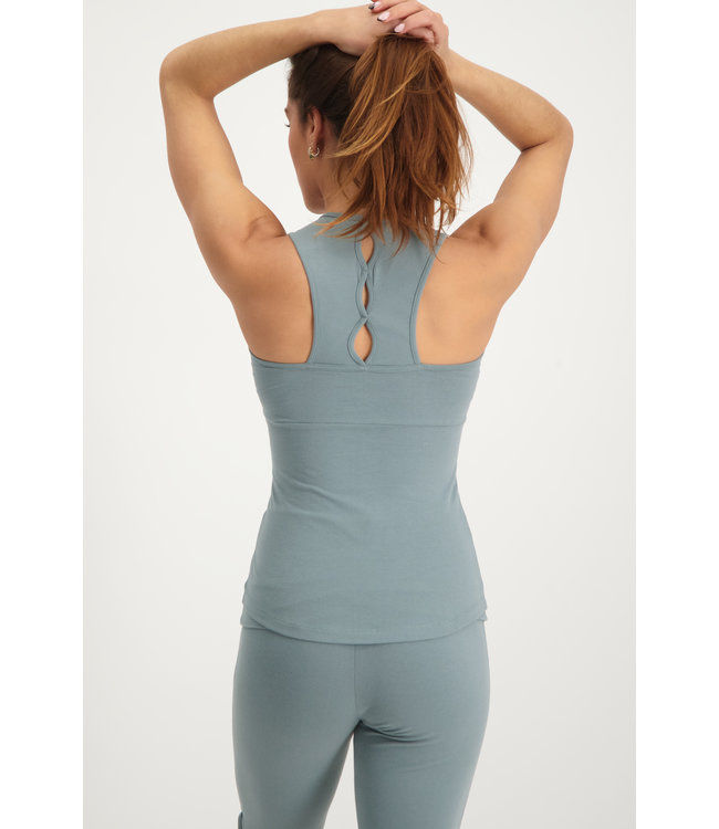 Urban Goddess Bliss Yoga Top - Jade