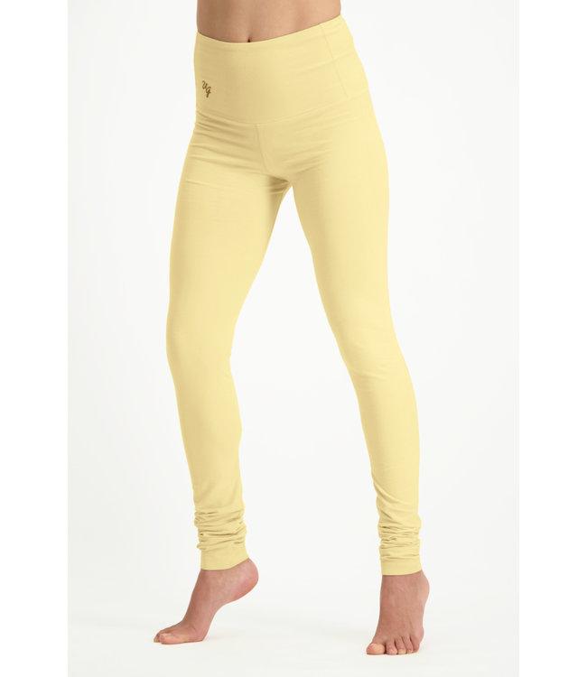 Urban Goddess Yoga Legging Gaia - Honeysuckle