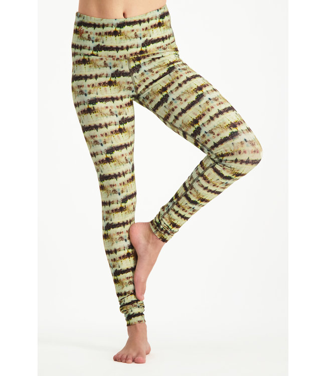 Urban Goddess Yoga Legging Satya - Bagan Tribal