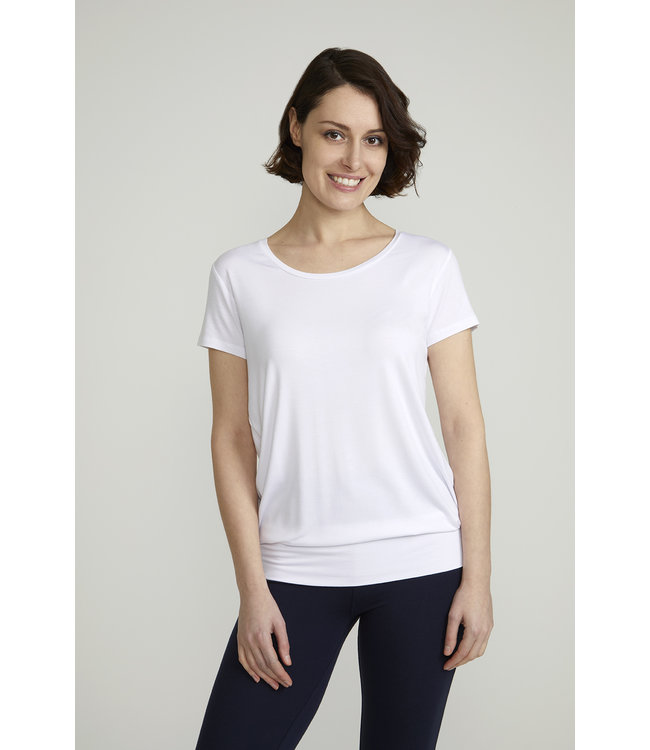 Asquith Yoga Shirt Smooth You - Wit