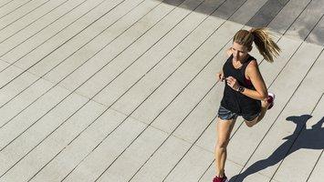 Yoga poses voor runners: 3 asanas die perfect zijn voor hardlopers!
