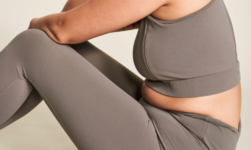 yoga kleding grote maten (44/46)