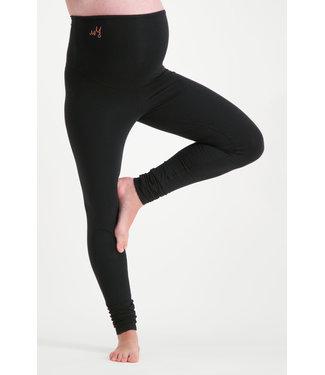 Miracle in the Making Zwangerschaps Yoga Legging Bliss - Urban Black