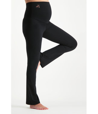 Miracle in the Making Zwangerschaps Yoga Broek Bliss - Urban Black