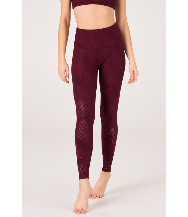 Onzie Yoga Legging Selenite - Fig