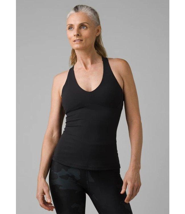 PrAna Layna Yoga Tank Top - Black