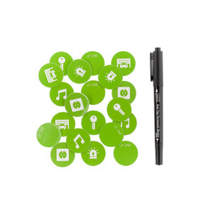 Loxone NFC Smart Tags (20St) - 200281
