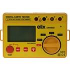 Elix Digitale aardingsmeter incl toebehoren
