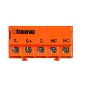 Bticino Relais deurslot voor Linea 2000 videofoon
