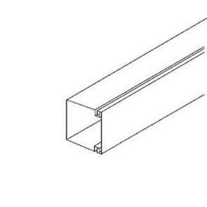 Niedax - Kleinhuis Kabelgoot, installatiekanaal 18 x 18mm, kleur grijs