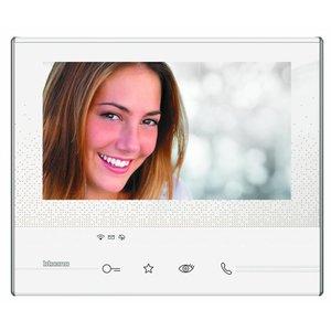 Bticino Videofoon kleuren touchscreen Classe 300X 13E, met wifi en 4G