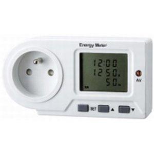 Energiemeter met stopcontact 16A
