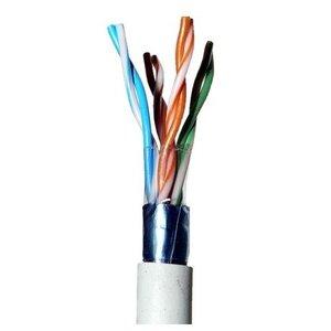 FTP kabel 4x2x0.5 - per meter