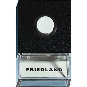 friedland Deurbel, zwart D723