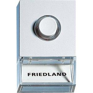 friedland Deurbel, wit D723