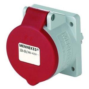 Mks Inbouw contactdoos 3P+N+A 16A 400V